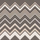 Zwart-wit naadloos patroon Skandinavisch zwart-wit ornament stock illustratie