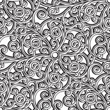 Uitstekend patroon Stock Afbeelding
