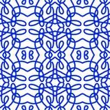 Zwart-wit patroon Royalty-vrije Stock Foto's