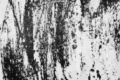 Zwart-wit stof en Gekraste Geweven Achtergronden met kuuroord royalty-vrije stock foto