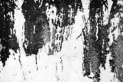 Zwart-wit stof en Gekraste Geweven Achtergronden met kuuroord stock foto