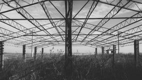 Zwart-witte 2 Stock Foto's