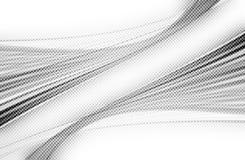 Zwart-witte achtergrond royalty-vrije illustratie