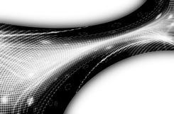 Zwart-witte achtergrond vector illustratie