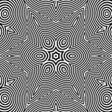 Zwart-witte achtergrond Vector illustratie vector illustratie