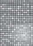 Zwart-witte Dozen Stock Fotografie