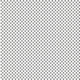 Zwart-witte geometrische moderne geweven achtergrond stock illustratie