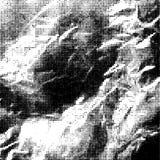 Zwart-witte gestippelde achtergrond Royalty-vrije Stock Fotografie