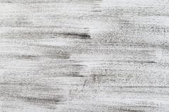 Zwart-witte lichte houten textuur, Grunge-textuur Abstract behang Royalty-vrije Stock Foto's