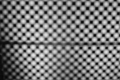 Zwart-witte moiréachtergrond Royalty-vrije Stock Fotografie