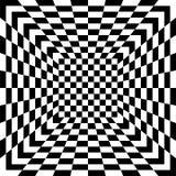 Zwart-witte naadloze tilel, vector Stock Afbeeldingen