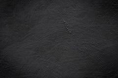 Zwart-witte steen grunge achtergrondmuurtextuur Royalty-vrije Stock Fotografie