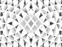 Zwart-witte textuur stock illustratie