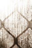 Zwart-witte Textuur met het Patroon van de Diamant stock foto's
