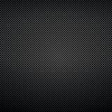 Zwarte achtergrond van de textuur van de koolstofvezel Royalty-vrije Stock Afbeeldingen