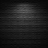 Zwarte achtergrond van de textuur van het cirkelpatroon Vector Illustratie