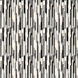 Zwarte & Witte Retro Achtergrond Royalty-vrije Stock Afbeelding