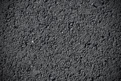 Zwarte asfalttextuur Royalty-vrije Stock Foto