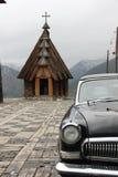 zwarte autowinst royalty-vrije stock foto