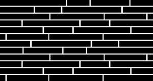 Zwarte bars op witte achtergrond - Eenvoudig behang royalty-vrije illustratie
