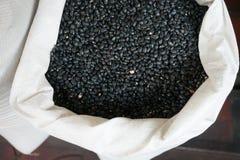 Zwarte boon Royalty-vrije Stock Foto