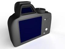 Zwarte camera #3 Stock Foto's