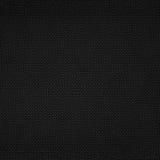 Zwarte canvastextuur of achtergrond Royalty-vrije Stock Foto's