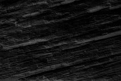 Zwarte die de textuurachtergrond van het steenpatroon, van echte echte steen van aard wordt gedetailleerd Royalty-vrije Stock Afbeelding