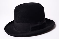 De hoed van Homburg Stock Foto