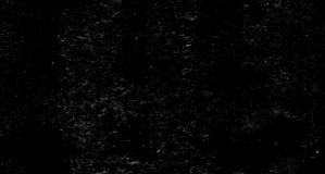 Zwarte Donkere gekraste grunge verontrustte oude textuur royalty-vrije stock afbeeldingen