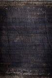 Zwarte donkere houten achtergrond, de houten oppervlakte van de raads ruwe korrel Royalty-vrije Stock Foto's
