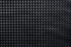 Zwarte duidelijke stof Royalty-vrije Stock Fotografie