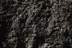 Zwarte en bruine metselwerkachtergrond Royalty-vrije Stock Fotografie
