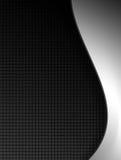 Zwarte en chroom stock illustratie