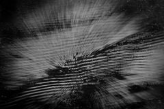 Zwarte en grijze muuroppervlakte in grungestijl Gestormde samenvatting, Sc stock afbeeldingen