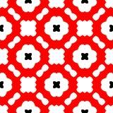 Zwarte en rode abstracte achtergrond stock afbeeldingen
