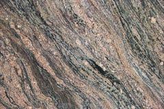 Zwarte en Tan Granite Background Royalty-vrije Stock Foto's