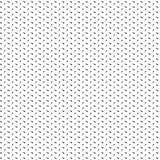 Zwarte en zilveren het patroonachtergrond van de schaduwpunt Royalty-vrije Stock Fotografie