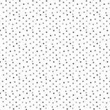 Zwarte en zilveren schaduwstip met dwarsbackgro van het tekenpatroon Royalty-vrije Stock Afbeelding