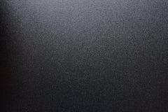 Zwarte Geweven Achtergrond met Schijnwerper Stock Foto