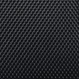 Zwarte geweven textuur voor patroon en achtergrond Stock Afbeeldingen