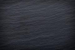 Zwarte granietachtergrond Royalty-vrije Stock Fotografie