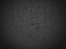 Zwarte grungeachtergrond vector illustratie