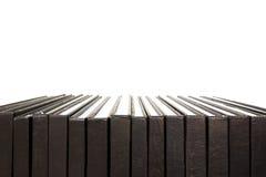 Zwarte Hardcover stock afbeelding