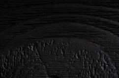 Zwarte houten textuurachtergrond Royalty-vrije Stock Foto