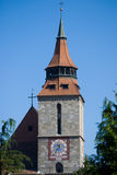 Zwarte kerk Royalty-vrije Stock Afbeelding