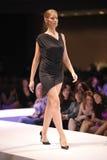 Zwarte kleding royalty-vrije stock afbeelding