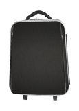 Zwarte koffer Royalty-vrije Stock Fotografie