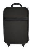 Zwarte koffer Stock Foto's