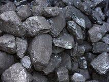 Zwarte koolstof Royalty-vrije Stock Afbeeldingen